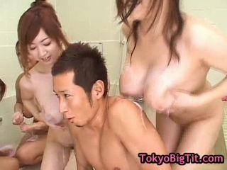 クソ, groupsex, 日本の