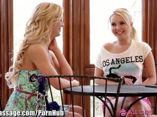 Allgirlmassage milf step-mom lesbid facesits - porno video 031