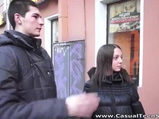 Μικροσκοπικός/ή ρωσικό inna enjoys μεγάλος καβλί