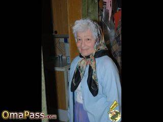 Omapass हॉट grannies दिखा उसकी वेट पुसी: फ्री पॉर्न 11