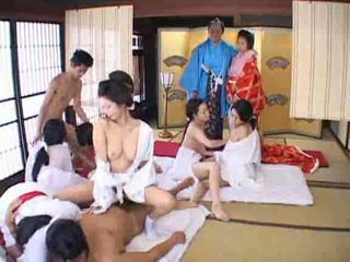 Japans orgie video-