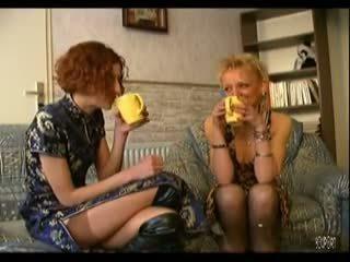 Lesbiennes de la stair - java productions