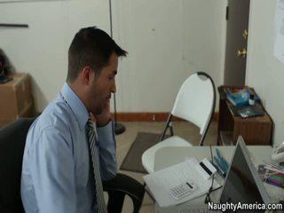 辦公室做愛, 免費紅衣女郎色情
