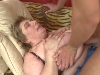 World's Best Mature Moms Fuck Young So...