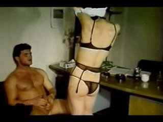Kai ik proti daskala - grieks vintage porno