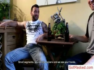 Kaçok hunk bragging about his great body by gotmasked