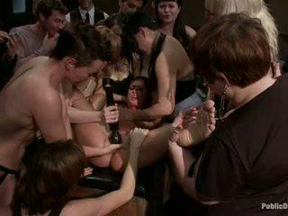 kumpulan seks, lezdom, penggetar