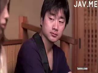 japānas, blowjob, cumshot
