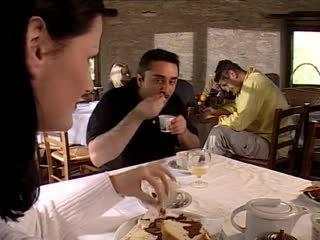 threesomes thumbnail, quality vintage, full italian channel
