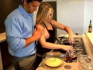 Alexis texas-the حقا عار chef