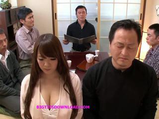 tits, jepun, buah dada besar