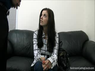 Słodkie kara has nie sperma w przez eight months bardzo ładne i nieśmiałe do the koniec kara w końcu had jej sperma