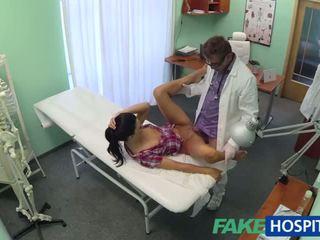 Heet adela gets doctors groot lul therapy