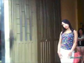 Prawdziwy ulica prostitutes z bogota, kolumbia, część 1 z 3, czerwony światło district - 360p