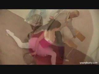 Ballet dancer jāšanās
