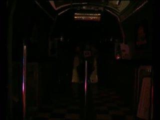 Šílený nightclub pohlaví strana - julia reaves