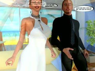 Χαβανέζικο honeymoon απατημένος/η γαμήσι από συμμορία