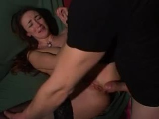 milfs, anal, italiensk