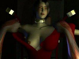 House of erotic monster 3d