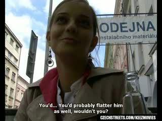 Tjekkisk streets - lenka