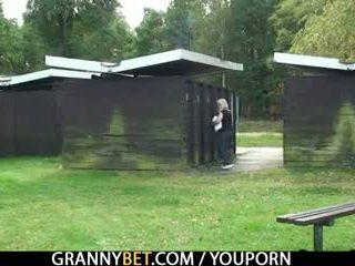 reality, old, grandma