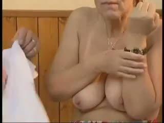 grannies, vecchio + giovane, trattamenti per il viso