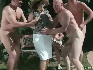 pissing, nenek, fetish