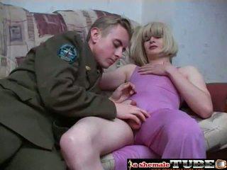 orale seks, kont neuken, crossdresser