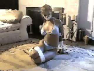 Hog tied babes: Libre bdsm pornograpya video 62