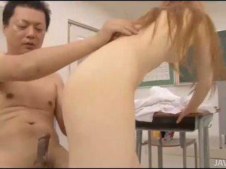 hardcore sex, japansk, pussy borrning