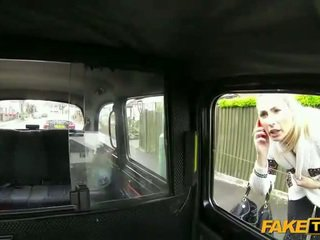 Cheating driver fucked by a police woman