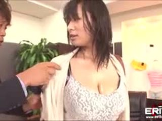 Pounding Sexy Hana Haruna At The Office
