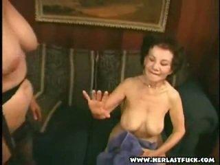 babica, babica, granny sex
