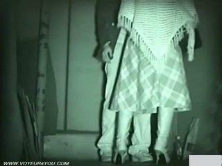 Infrared camera מציצן ציבורי סקס