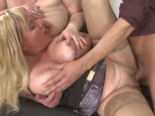 Gorgeous MILFs Banging Young Boys, Free Porn 2a