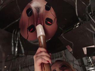 Twisted наука експеримент живея шоу starring mia li и aiden starr