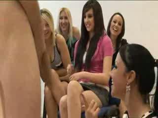 Tees fucked in classroom Video