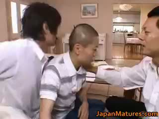 Miki sato real asia mother part1