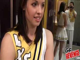 ハードコア セックス とともに cheerleaders 絵 ギャラリー