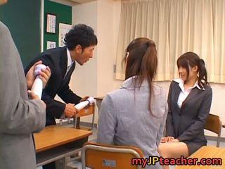 Junna Aoki And Erika Kirihara Sexy Lovely