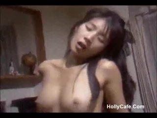 Japonais mère baise son mari