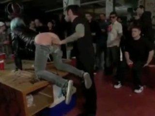 Rough, Brutal, Public Fuck