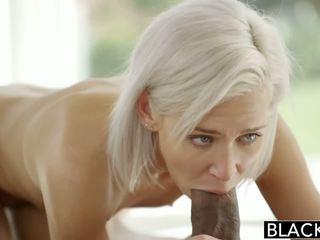 BLACKED Blonde Kacey Jordan Cheats with BBC
