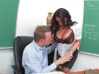 Kerry Louise and Mark Wood in Cougar H...
