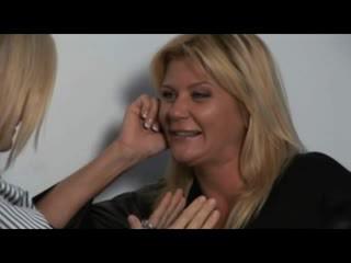 Nina, ginger & melissa - het milfs i lesbisk encounters