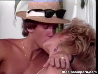Special making love for retro dame