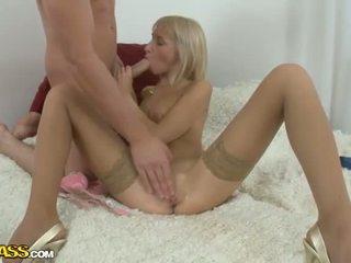 girlfriends, hardcore, stockings