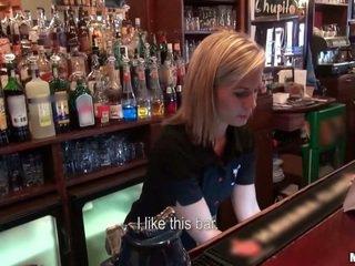 किसे चाहता था को बकवास एक barmaid?