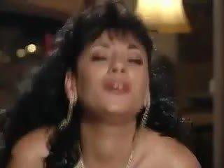 große brüste, französisch, haupt;