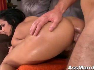 Sexy ass latina bé abella anderson hậu môn fucked lược video